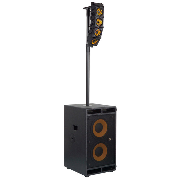 Mark Audio AC System 1 Portable Array Speaker System