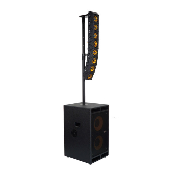 Mark Audio AC System 2 Portable Array Speaker System