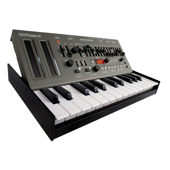 Roland Boutique SH-01A Sound Module, Grey with K25-m Keyboard