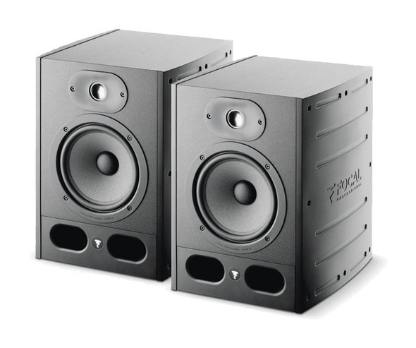 Focal Alpha 65 Active Studio Monitors, Pair