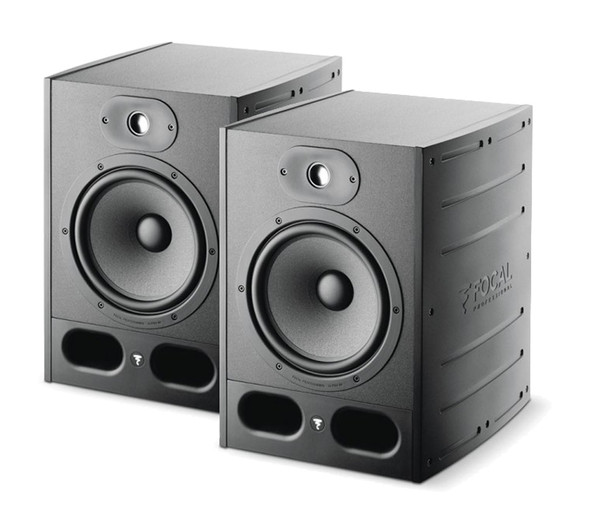 Focal Alpha 80 Active Studio Monitors, Pair