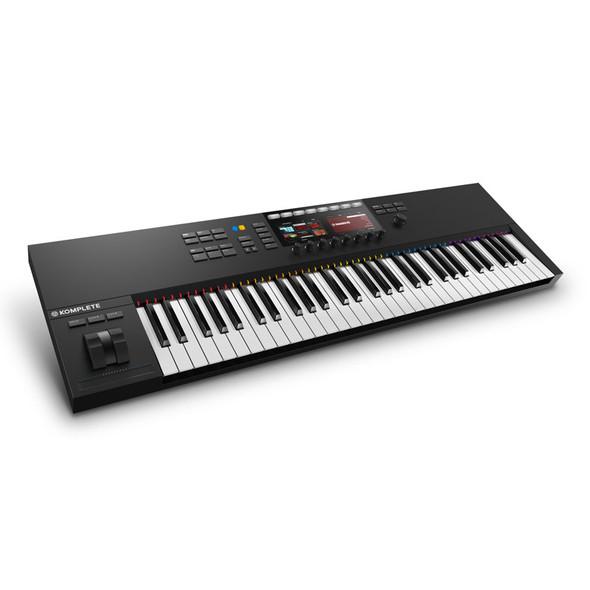 Native Instruments Komplete Kontrol S61 MK2 Controller Keyboard
