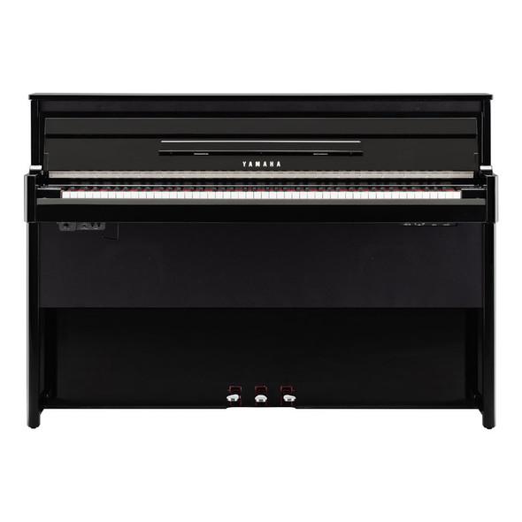 Yamaha AvantGrand NU1X Digital Hybrid Piano, Polished Ebony