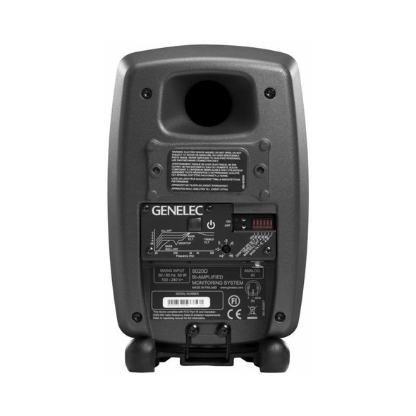 Genelec 8020D Active Studio Monitor, Single (as new)