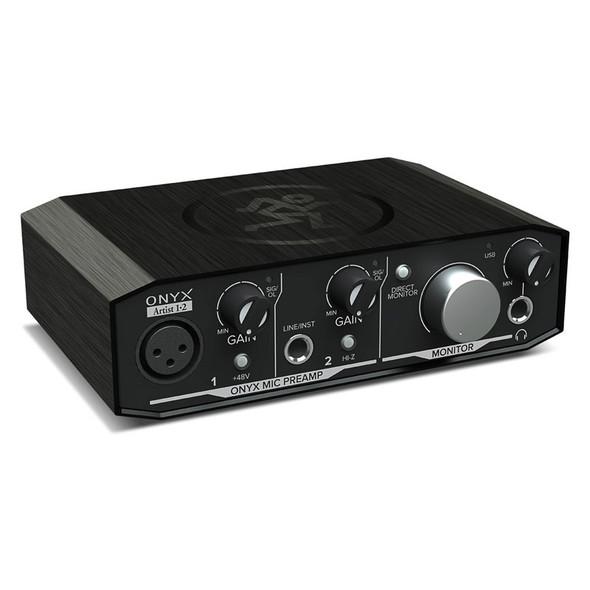 Mackie Onyx Artist 1-2 USB Audio Interface