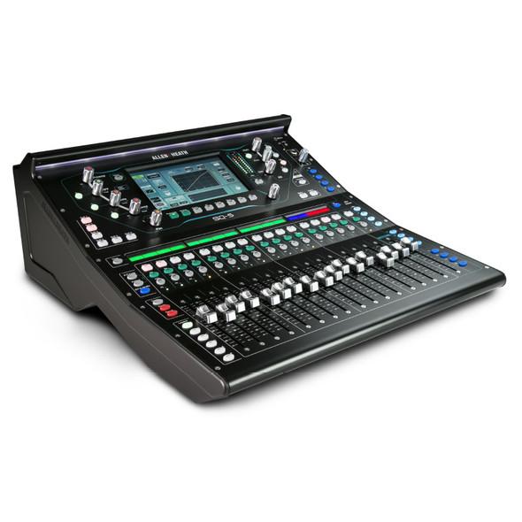 Allen & Heath SQ5 Digital Mixing Console, 16 + 1 Faders