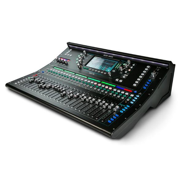 Allen & Heath SQ6 Digital Mixing Console, 24 + 1 Faders