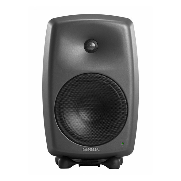 Genelec 8350A SAM Active Studio Monitors, Dark Grey (Pair)