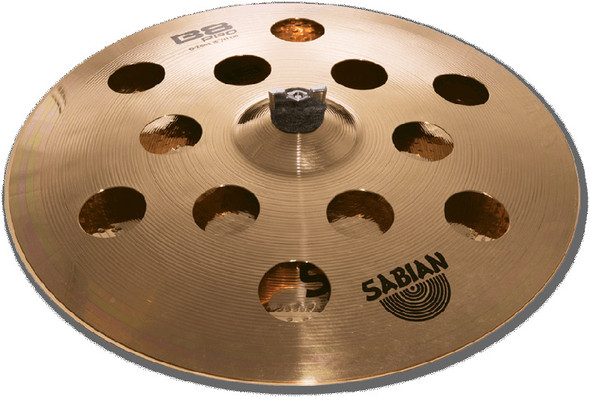 Sabian B8PRO Agitator Stacker Cymbal (Ex-Display)