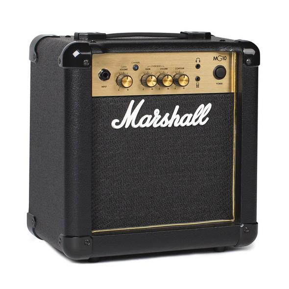 Marshall MG10G 10W Guitar Combo, Gold