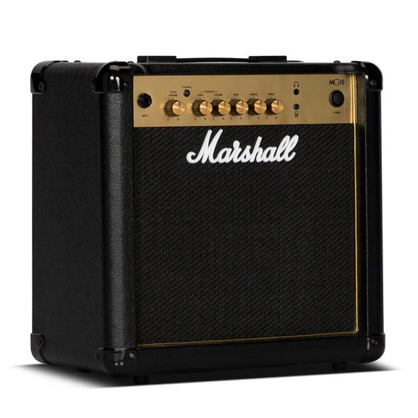 Marshall MG15G 15W Guitar Combo, Gold