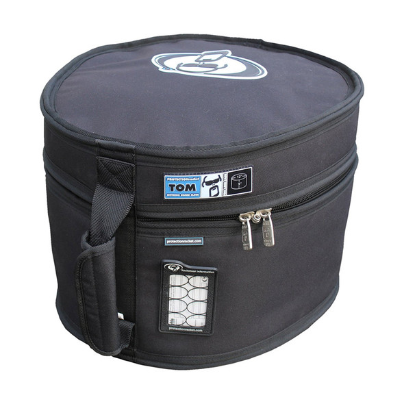 Protection Racket 5012-10 12 x 8 Inch Egg Shaped Standard Tom Case