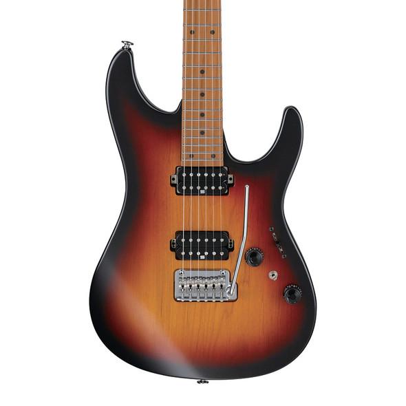 Ibanez AZ2402-TFF AZ Prestige Series Electric Guitar, Tri Fade Burst