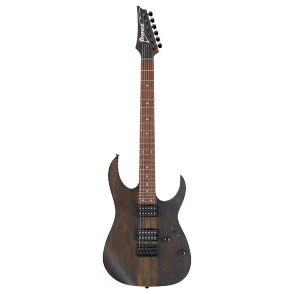 Ibanez RGRT421-WNF RG Standard Electric Guitar, Walnut Flat