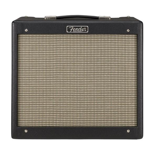 Fender Blues Junior IV Guitar Amp Combo, Black