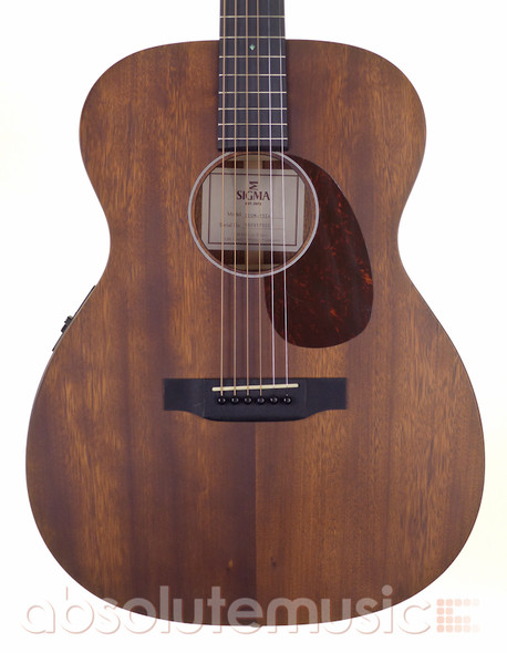 Sigma 000M-15E+ Electro Acoustic Guitar