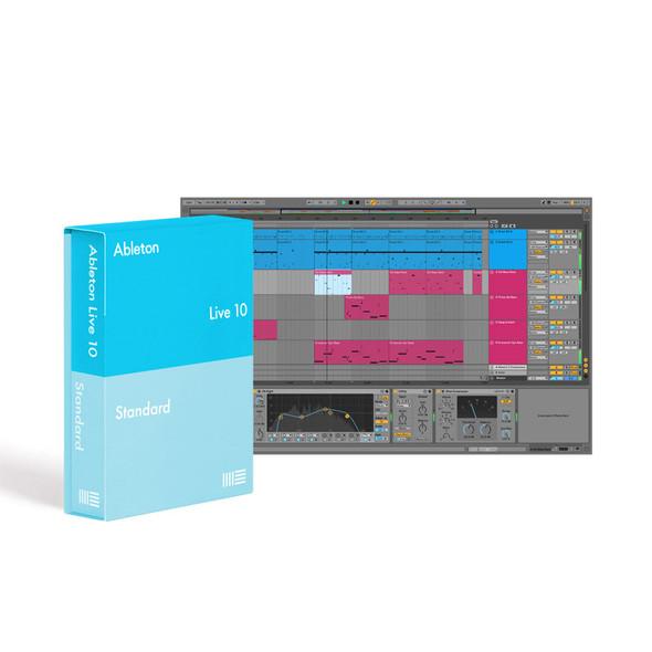Ableton Live 10 Standard Upgrade from Live 1-9 Standard, Download