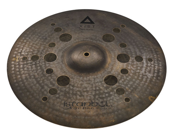 Istanbul IXIONDH15 15 Inch Xist Dark Ion Hi-Hat Cymbals