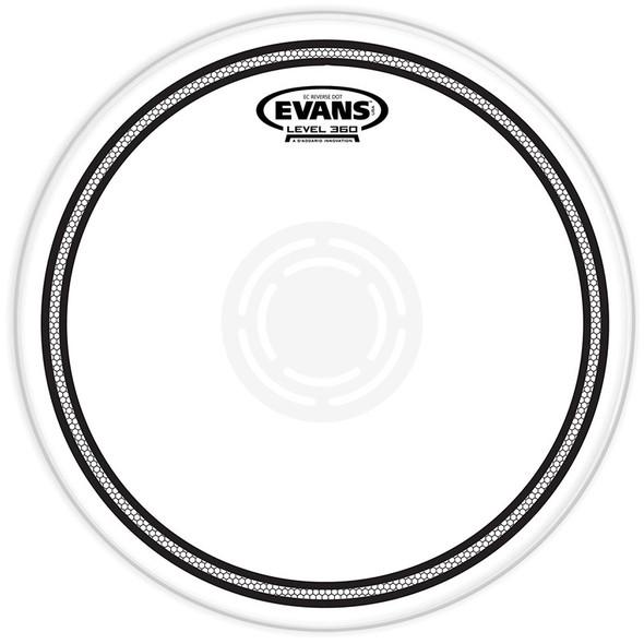 Evans B13ECSRD 13 inch EC Reverse Dot Snare Batter Head