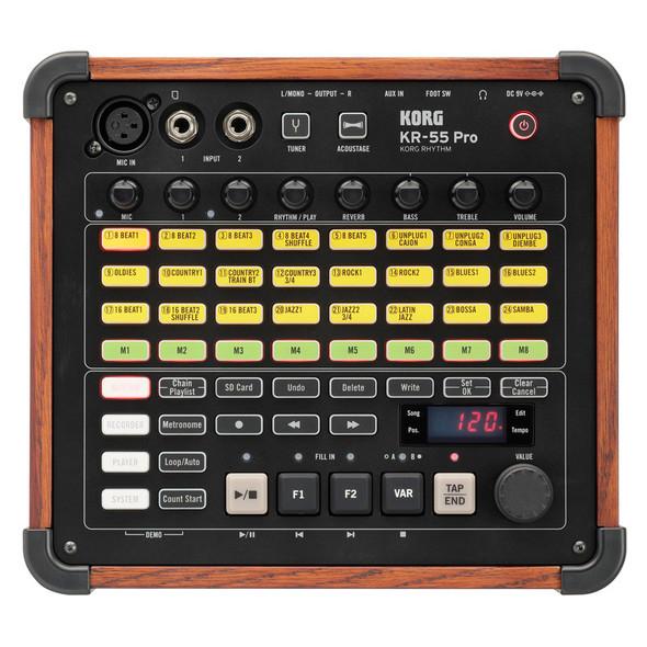 Korg KR-55 Pro Rhythm Unit/Recorder