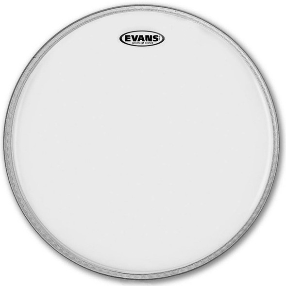Evans B13G1 13 Inch Genera G1 Coated Drum Head