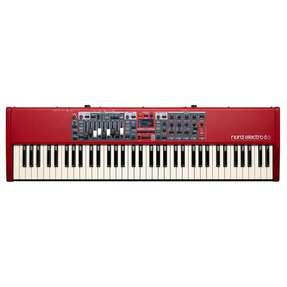 Nord Electro 6D 73 Organ, Piano and Sample Player Keyboard