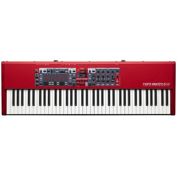Nord Electro 6 HP Organ, Piano and Sample Player Keyboard