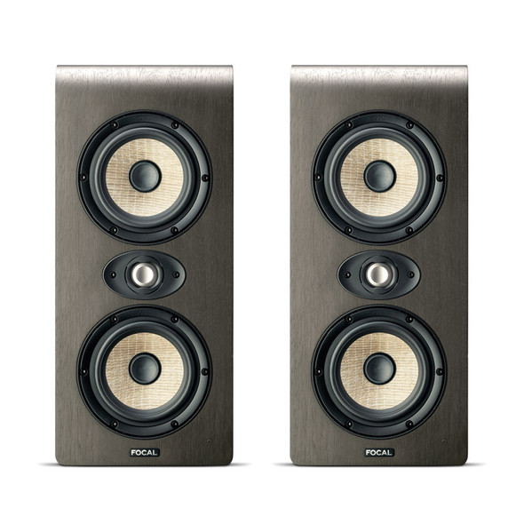 Focal Shape Twin 3-way Professional Active Studio Monitors (Pair)