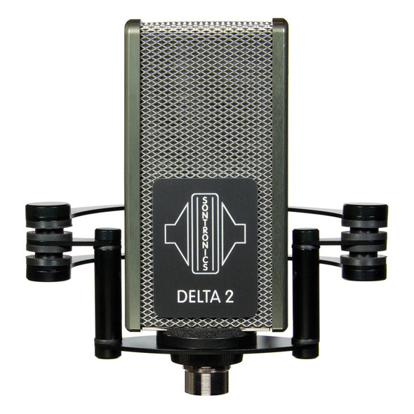 Sontronics DELTA 2 Phantom-Powered Ribbon Microphone