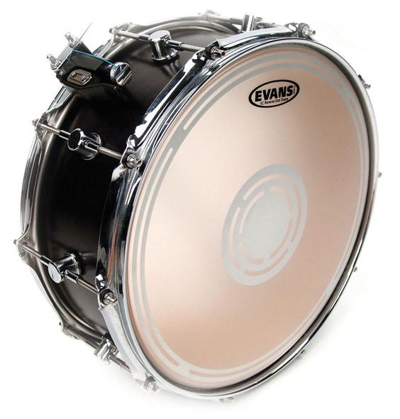 Evans B14ECSRD 14 Inch EC Reverse Dot Snare Drum Head New