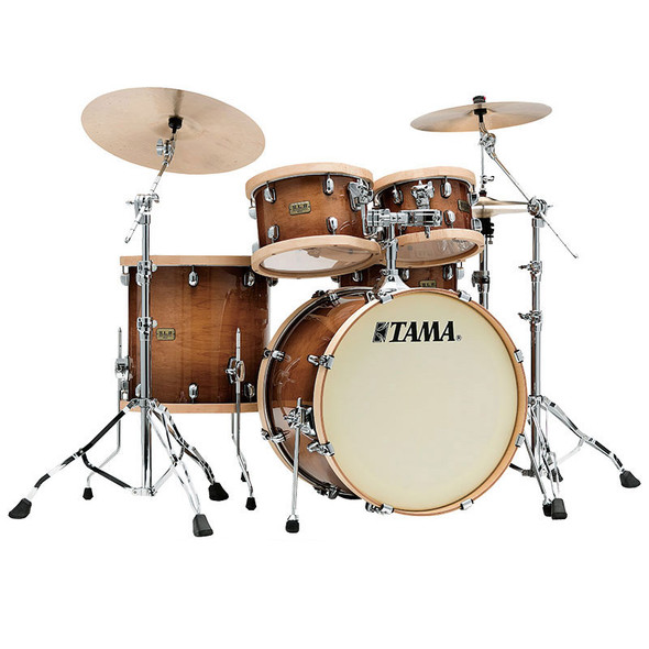 Tama LMP42RTLS-GSE S.L.P Studio Maple Shell Pack in Gloss Sienna