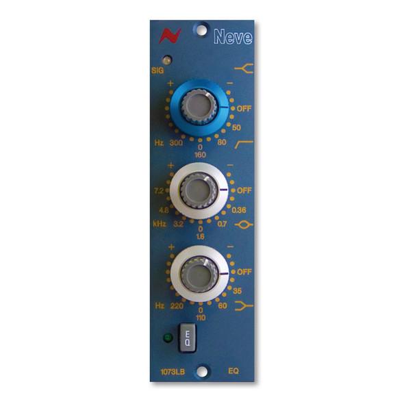AMS Neve 1073LBEQ 500-series Mono EQ Module