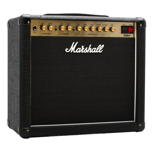 Marshall DSL20C Guitar Combo Amplifier