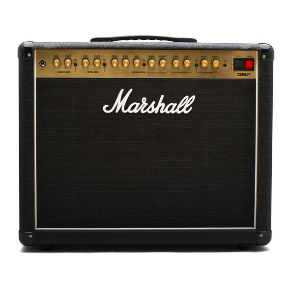 Marshall DSL40CR Guitar Combo Amplifier with Reverb