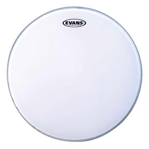 Evans B14G1RD 14 Inch Power centre reverse dot Coated Snare Drum Head