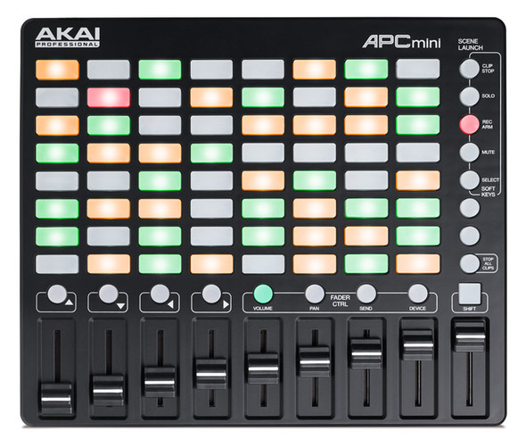 Ableton Live 10 Standard with Akai APC Mini Bundle