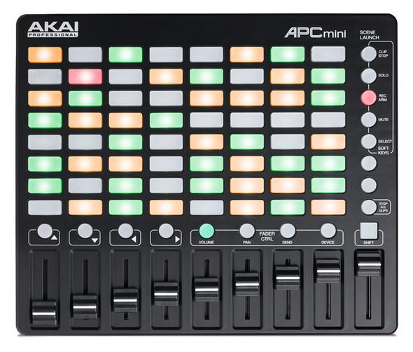 Ableton Live 10 Suite with Akai APC Mini Bundle