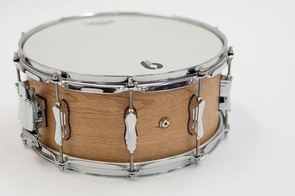 British Drum Company Big Softy 14 x 6.5 Snare Drum
