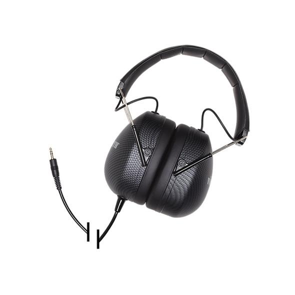 Vic Firth VF-SIH2 Stereo Isolation Headphones V2
