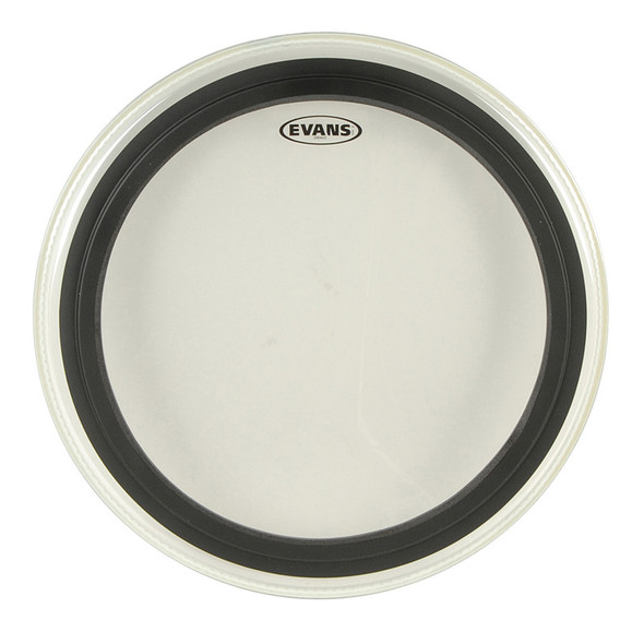 Evans BD20EMAD2 20 Inch EMAD2 Clear Bass Drum Batter Head