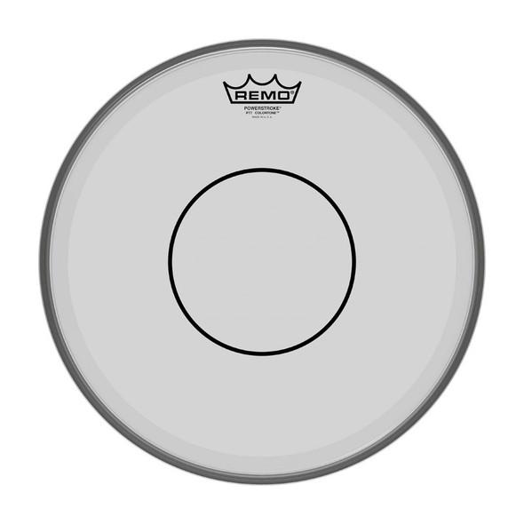 REMO P7-0314-CT-SM Powerstroke 77 Colortone 14 inch Snare Batter Head, Smoke