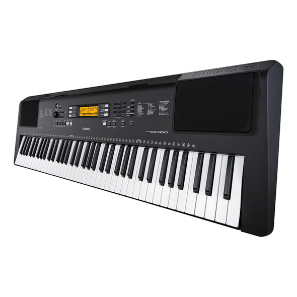 Yamaha PSR-EW300 Portable 76 Note Keyboard