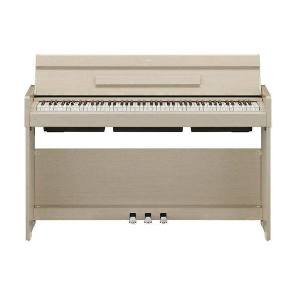 Yamaha YDP-S34 Digital Piano, White Ash