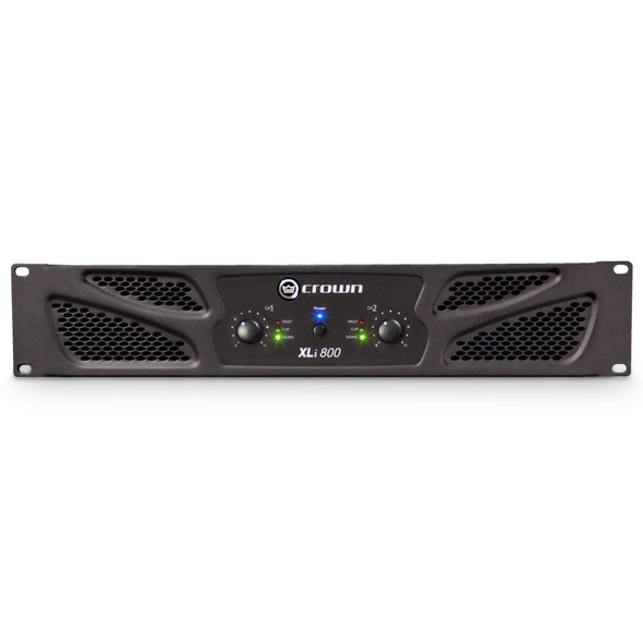 Crown XLi800 Power Amplifier  (Ex-Display)