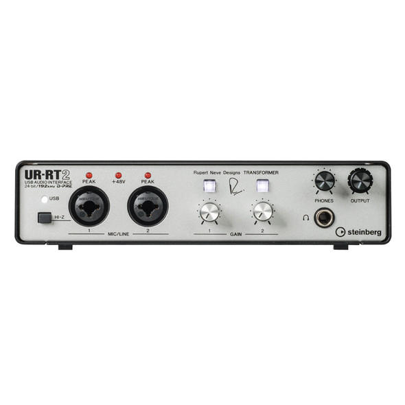 Steinberg UR-RT2 USB Audio Interface with Rupert Neve Transformers