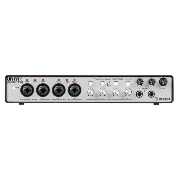 Steinberg UR-RT4 USB Audio Interface with Rupert Neve Transformers