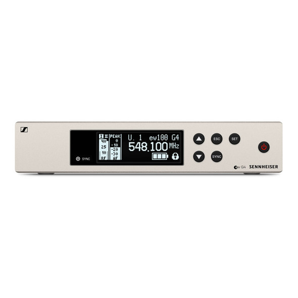 Sennheiser ew 100 G4-935-S-GB Handheld Wireless Microphone System, CH38