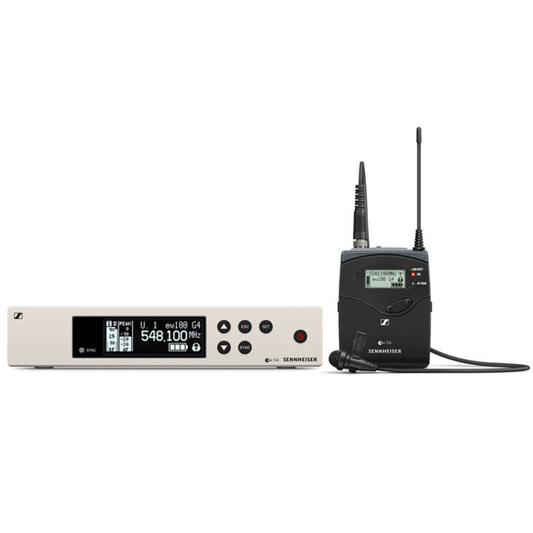 Sennheiser ew 100 G4-ME2-E Omni Lavalier Wireless System, CH70
