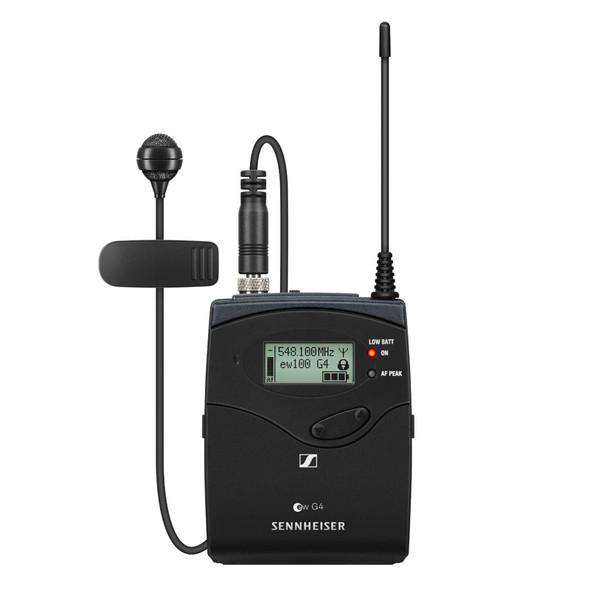 Sennheiser ew 100 G4-ME4-E Cardioid Lavalier Wireless System, CH70