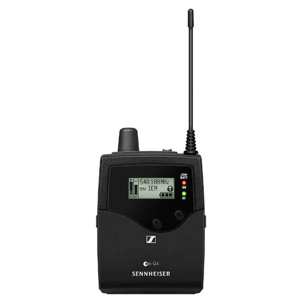 Sennheiser EK IEM G4-GB In Ear Monitor Receiver, CH38